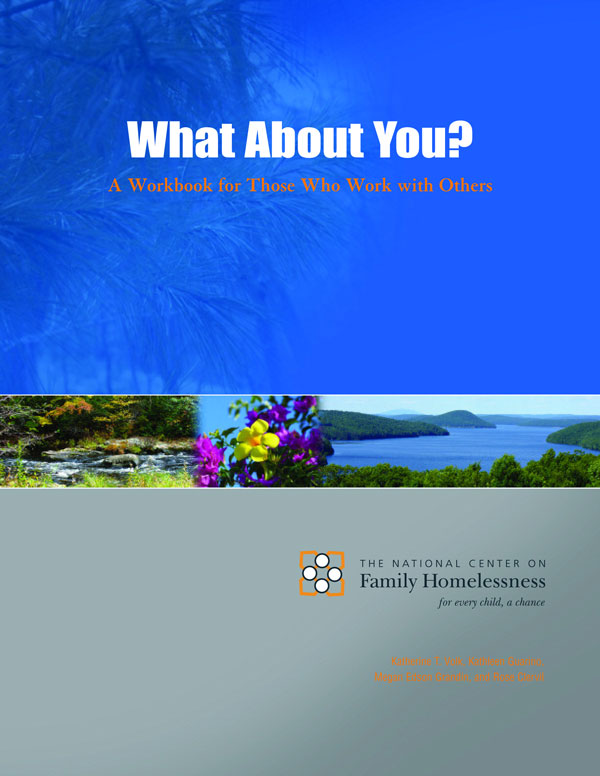 Cover of What About You? Workbook for Those Who Work with Others